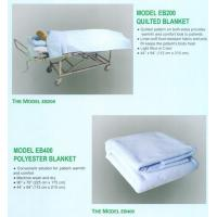 Medical Materials quilted blanket