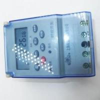 High Cost effective LCD Screen 220VAC 50Hz digital time switch KG316T from China supplier