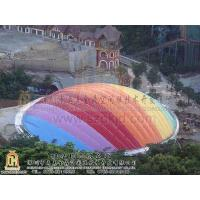English Shenzhen East OCT Grand Canyon Children 's Paradise inflatable membrane structure