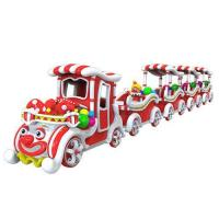 Trackless Train Series HC-026 Clown Train