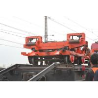 HGC Designed Top Quality Rail Exchanging Cars