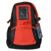 Classical Backpack Home Backpack with Solar Charger for Travelling