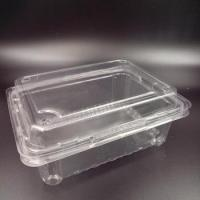 plastic fruit container with ventilated holes