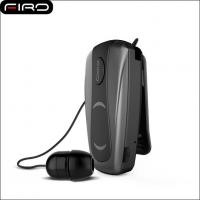Buy cheap Retractable Bluetooth Earphone Noise Cancelling product