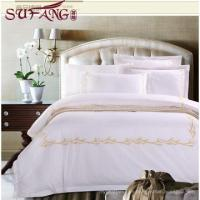 Luxury hotel Factory Directly High 100%cotton Super soft cotton flax bedding top 5 luxury