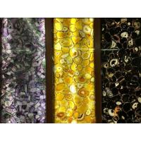 Buy cheap Gemstone Stone Wall product