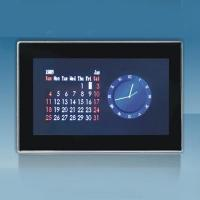 China GSM Home Alarm System Intelligent-Digital-Community-Video-Doorphone-Indoor-Unit(Touch-Pad) on sale