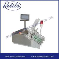 Buy cheap Automatic Feeder Gift Card Flow Packing Machine product