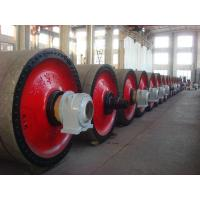 Paper machine series dryer