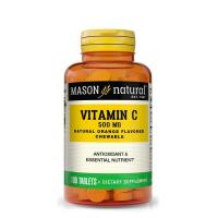 Buy cheap vitamin series C 500MG CHEWABLE (Orange Flavor) product