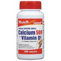 Buy cheap vitamin series CALCIUM 500 WITH VITAMIN D3 product