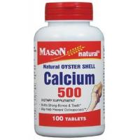 Buy cheap vitamin series CALCIUM 500 (OYSTER SHELL) product