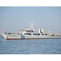 Buy cheap 600 tons of special law enforcement surveillance ship product