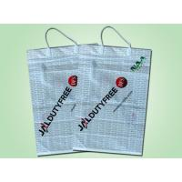 China Soft loop handle polybags A-0020 on sale
