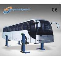 Buy cheap spray booth movable heavy duty Bus/Truck Hydraulic Lift product