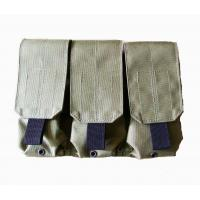 Pouches and Holster Triple Meg Pouch