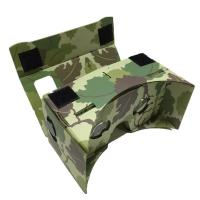 Buy cheap Customized RXD Camouflage google cardboard VR 3D glass product