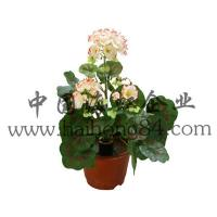 Buy cheap Haihong Insights Artificial Flowers (Indoor & Outdoor) artificial GERANIUM flower plant product