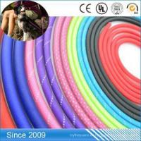 Soft Tpu Coated Reflective Polyester Cord With Custom Logo