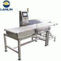 Buy cheap Food And Beverage Industrial Automatic Weight Checking Machine product