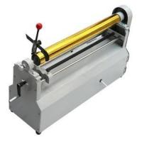 Buy cheap Auxiliary Machine Electric Hot Stamping Foil Aluminum Foil Roll Slitter Cutting Machine product