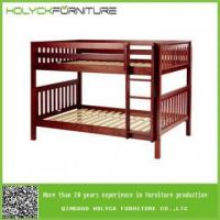 China quantity different kinds of wooden bunk beds for kids on sale