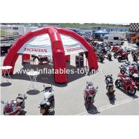Outdoor Grey Inflatable Canopy,Spider Pillars Inflatable Dome Tent