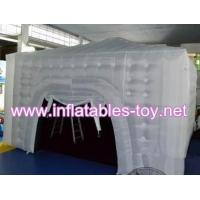 Buy cheap Inflatable cube movie projection tent product