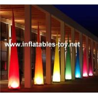 Buy cheap Inflatable Light Tower,inflatable lighting decorations,cone-2 product