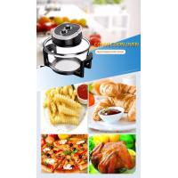 China Glass bowl outer body of 2018 new turbo convection oven on sale