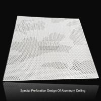 Special Perforation Design Of Aluminum Ceiling