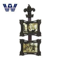 Decoration Cast Iron Metal Photo Frame, Home Decoration