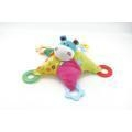 Quality Star Plush Toys with Teethers for sale