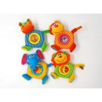 Buy cheap Circle Ring Plush Toys with Four Colors from wholesalers
