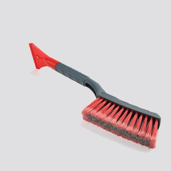 Quality 2 in 1 car cleaning snow brush with ice scraper for sale