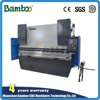 China WC67Y-350T 5000MM China High Performance Electric Metal Bender Brake Metal Sheet Bending on sale