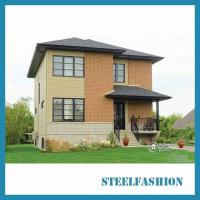 Buy cheap Steel frame building construction 2storey product