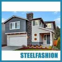 Buy cheap 2storey light steel structure prefab house product