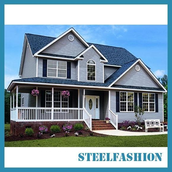 Quality 3story small prefab modular homes american style low price for sale