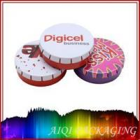 hot selling click clack tin box/can