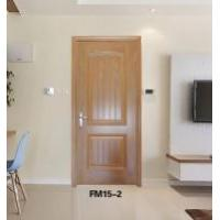 MM15-2B Ash wood composite door