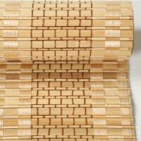 Buy cheap Natural Solid Bamboo Roller Blinds product