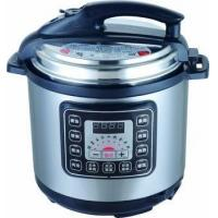 Buy cheap Black stainless steel 900w pressure cooker from wholesalers