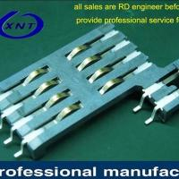 Buy cheap Mini Smart card pull 8pin with stopper IC card holder product