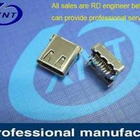 Buy cheap USB terminal DIP+SMT shell pitch 4.40 product