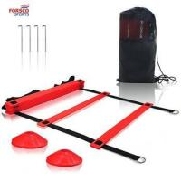 China Fitness equipment soccer exercise sport agility ladders on sale
