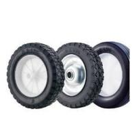 Buy cheap Solid Tire Steel Hub Wheels from wholesalers