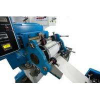 Buy cheap DLB-210 & DLB-320 Hatchback type platen press label printing machine from wholesalers