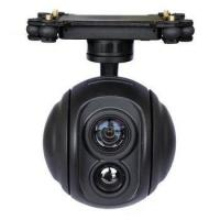 Buy cheap 10X Dual Sensor of uav camera 1080P output gimbal zoom camera from wholesalers