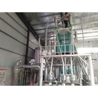 China 15ton Maize/corn meal machine Corn grits production line on sale